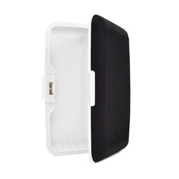 Card Guard Black Silcone Rubber Non-Slip Compact Card Holder