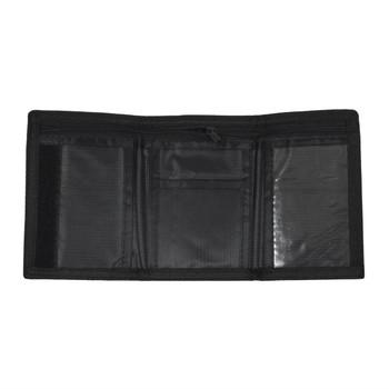 Men's Polyester Tri-fold Velcro Wallets MW10114