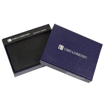 Bi-Fold Genuine Leather Wallet MGLW-B27