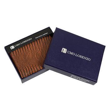 Bi-Fold Genuine Leather Wallet MGLW-A120