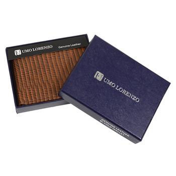 Bi-Fold Genuine Leather Wallet MGLW-A27