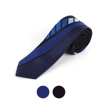 "Microfiber Poly Woven 2.25"" Slim Panel Tie - MPWS6061-2"