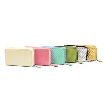 Solid Multi Color Wallet PUR1118