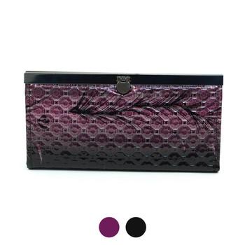 Faux Leather Wallet PUR1210