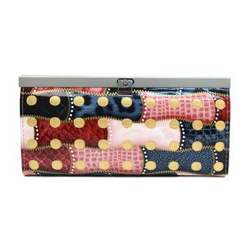 3pc Faux Leather Wallet PUR1250 (PUR1250)