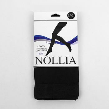 12pc Ladies Footless Solid Black Leggings- L1000