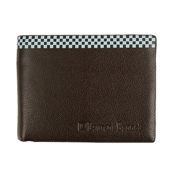 Bi-Fold Leather Wallet MLW04166