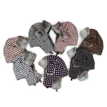 36pc  Random Assorted Prepack Aviator Winter Hat with Earflaps HTASST