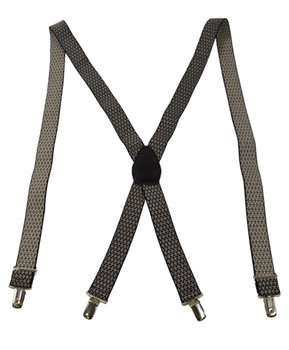 Fancy Clip Suspenders 12 pc pre-pack FCS4701