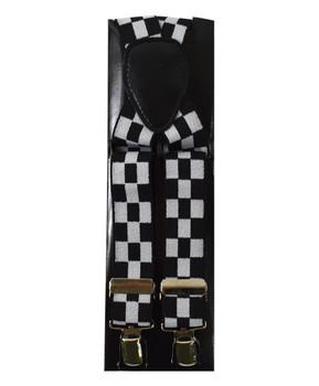 Men's Fancy Clip Suspenders FCS4703