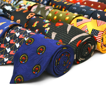 72pc Random Assorted Novelty Ties NV72ASST (NV72ASST)