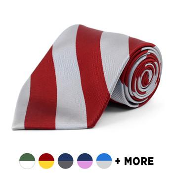 Men's Silk Woven College Tie SCT2400