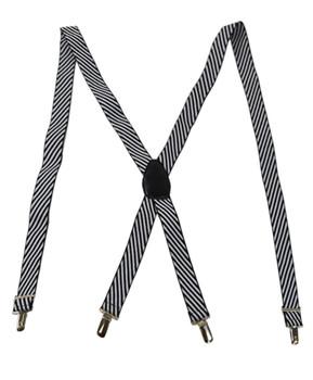 Fancy Clip Suspenders FCS4705