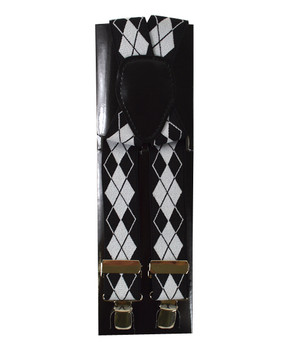 Men's Fancy Clip Suspenders FCS4707