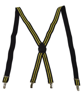 Fancy Clip Suspenders FCS4710