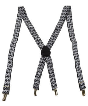 Fancy Clip Suspenders FCS4712