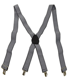 Fancy Clip Suspenders FCS4713