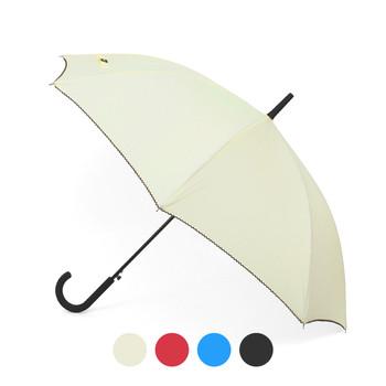 Auto-Open Umbrella with Braided Cord Trim UL1705