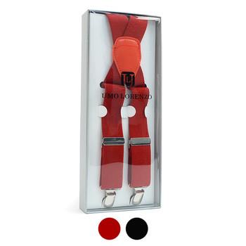 Men's Boxed Clip-on Suspenders CS1301B