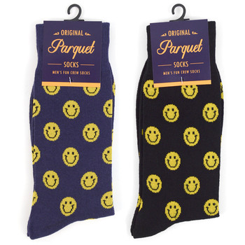 Men's Smiley Face Novelty Socks NVS1731