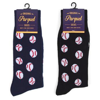 Men's Baseball Novelty Socks NVS1734
