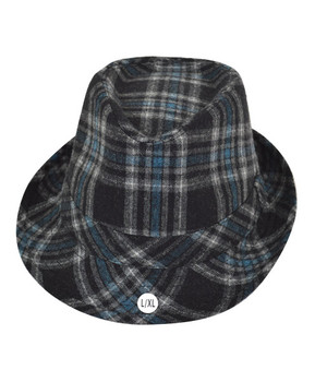 6pc Fedora Hat H9340