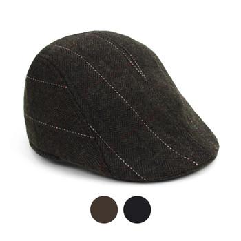 Fall/Winter Herringbone Ivy Hat - IFW1725