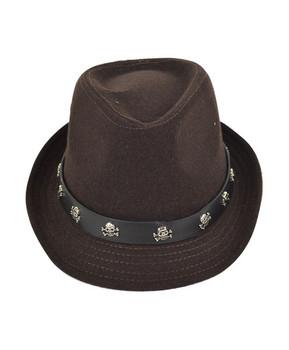 6pc Fedora Hat H9342