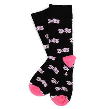 12pairs Women's Boss Novelty Socks LNVS1734