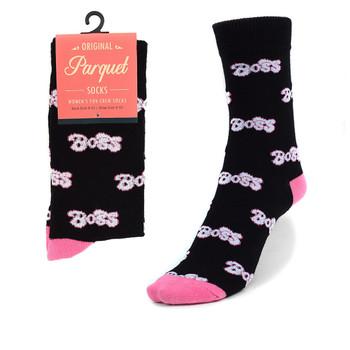 Women's Boss Novelty Socks LNVS1734