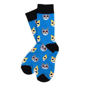 12pairs Women's Cool Cats Novelty Socks LNVS1736