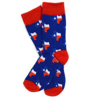 12pairs Women's Texas State Novelty Socks LNVS1754