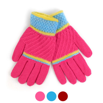 Women's Knit Winter Gloves - LFG61-63