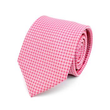 Dots Microfiber Poly Woven Tie - MPW5911