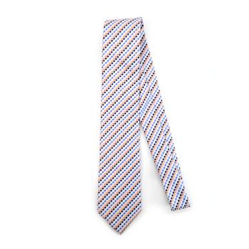 Dots Microfiber Poly Woven Tie - MPW5914