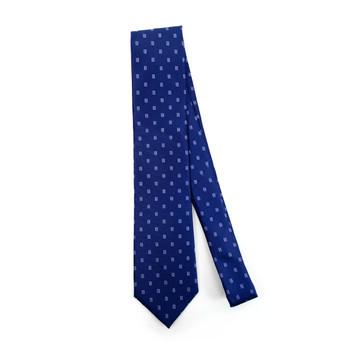 Dots Microfiber Poly Woven Tie - MPW5916