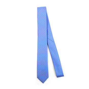 "Dots Microfiber Poly Woven 2.25"" Slim Tie - MPWS5910"