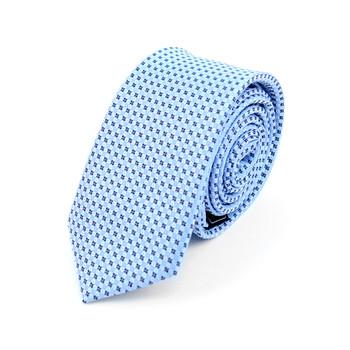 "Dots Microfiber Poly Woven 2.25"" Slim Tie - MPWS5911"