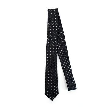 "Geometric Microfiber Poly Woven 2.25"" Slim Tie - MPWS5912"