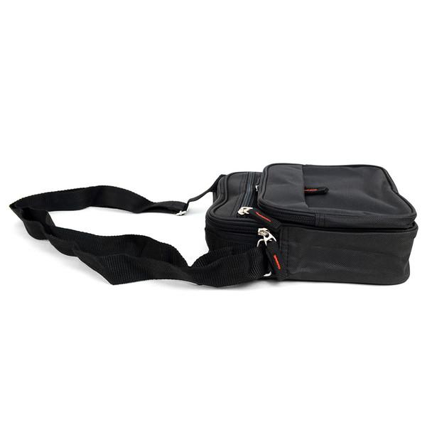 Men's Messenger Bag Accessory Pouch with Adjustable Strap - FBW1850