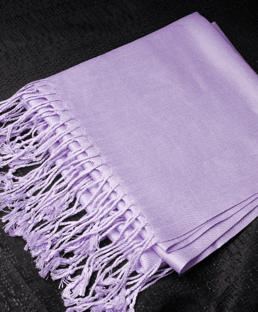 Solid Pashmina Scarf HPS18