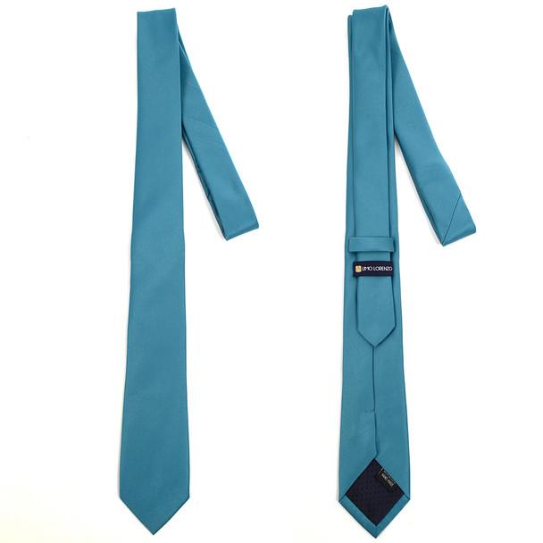 "Poly Satin Solid 2.75"" Slim Tie PSS2501"