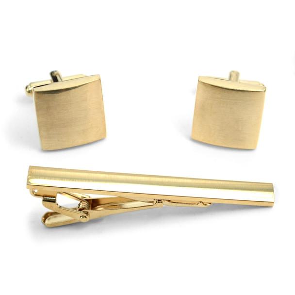 Cufflink and Tie Bar Set CTB2547