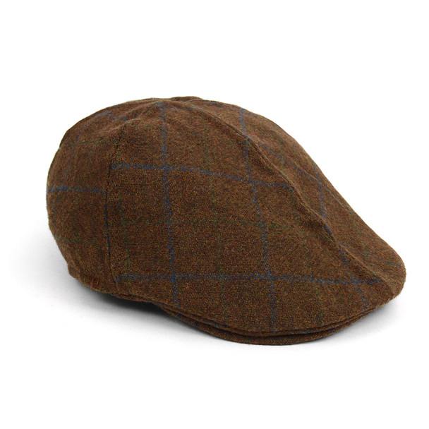 Fall/Winter Soft Plaid Ivy Hat - IFW1726