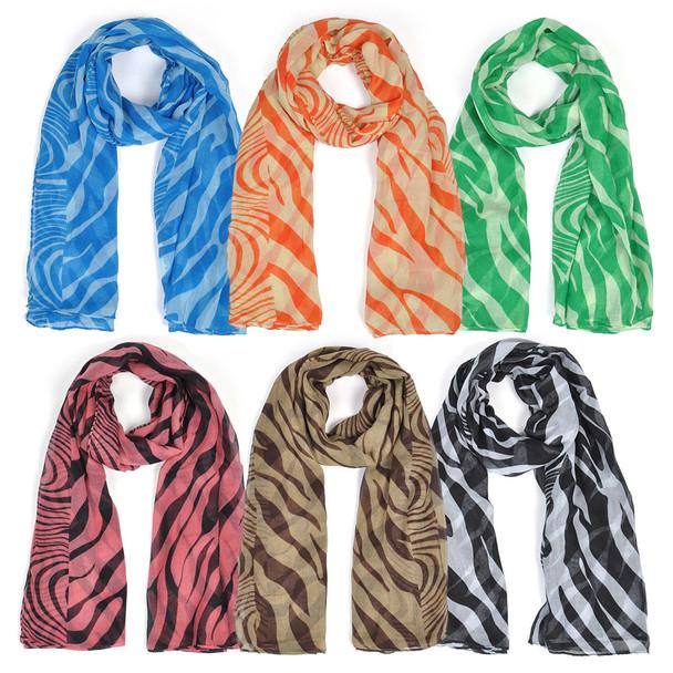 30pc Mixed Spring/Summer Viscose Fashion Scarves LVscarf-CO