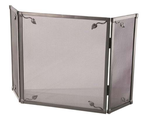 Iron Fire screen - Evening Shade Collection - Triple Panel