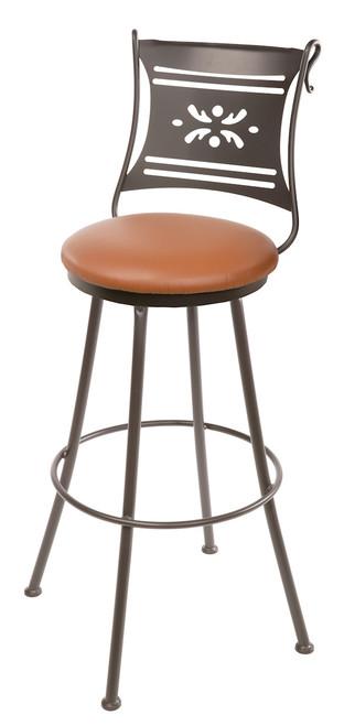 Cafe Iron Bar Stool