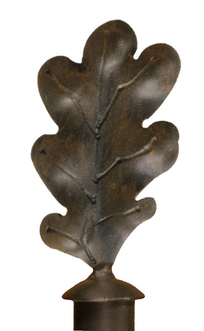 Iron Curtain Finial Millwood