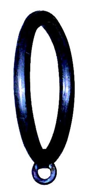 Iron Curtain Ring 2 1/2 Inch w/1/4 Inch Tab