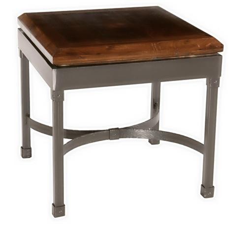 Huntington Iron Side Table